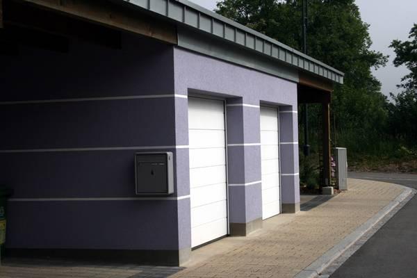 Turbo BINS Verputzer & Maler: Galerie Außenputz SQ35